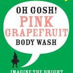 Pink Grapefruit Scented Bod..